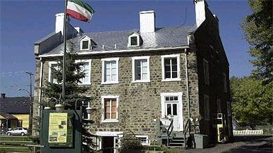 La Maison des Patriotes...