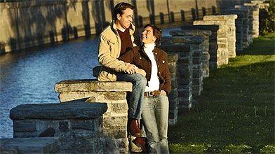 Éric Hamel et Liza Racine habitent Lachine depuis...