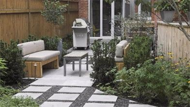 Les plus beaux jardins du qu bec marie france l ger cour - Petit jardin urbain nice ...