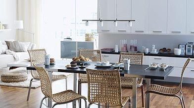 IKEA conçoit maintenant des cuisines complètement ouvertes sur...