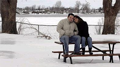 Jason Egiziano et Eva Maria Lima ont grandi...