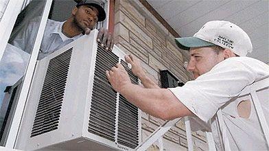 Le principal avantage du climatiseur de fenêtre est...