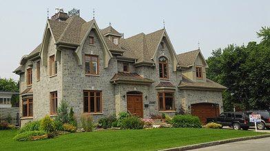 Immobilier 24 Maisons D Un Million A Vendre A Quebec La Presse