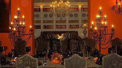 le style ch teau hant est branch lucie lavigne d coration. Black Bedroom Furniture Sets. Home Design Ideas