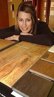 Katia D'Amours, designer d'intérieur, trouve que les lames...