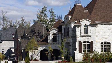Une construction du promoteur Louis-XIV à Blainville....