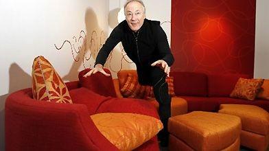 Normand Couture aime «que ça bouge». Le designer...