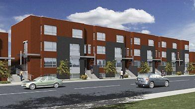 Le projet Les Sentiers Prince-of-Wales comprendra 36 maisons...