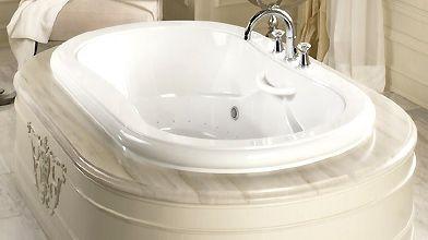 Le contour de la baignoire Elegancia est de...