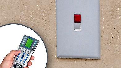 L'interrupteur télécommandé Smarthome utilise un récepteur infrarouge dont...