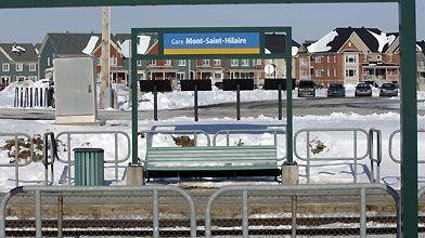 La proximité de la gare offre une plus-value...