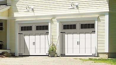 Le fabricant Garaga lance la porte de garage Eastman, la toute première porte...