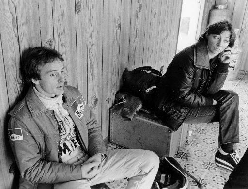 Gilles et Joann Villeneuve quelques jours avant le Grand Prix du Canada de 1980. | 1 mars 2011