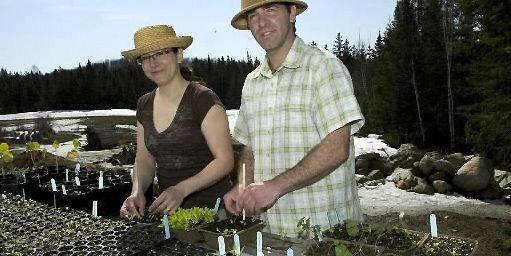 Jean-François Lévesque et sa femme Guylaine se spécialisent... (Photo Rémi Lemée, La Presse)