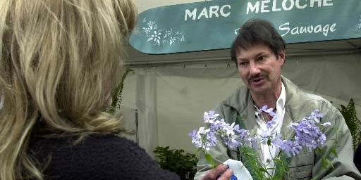 Le Rendez-vous horticole du Jardin botanique est l'occasion... (Photo Armand Trottier, archives La Presse)