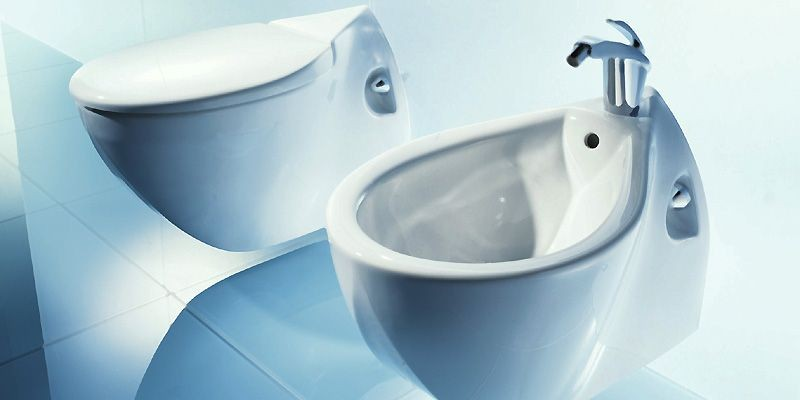 Le bidet s'accouple souvent à la toilette. On... (Photo fournie par Duravit)