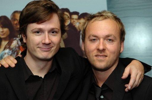 Simon Olivier Fecteau et Marc-André Lavoie (les deux réalisateurs). | 27 juillet 2012