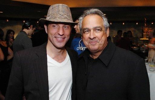 David La Haye et Raymond Bouchard. | 27 juillet 2012