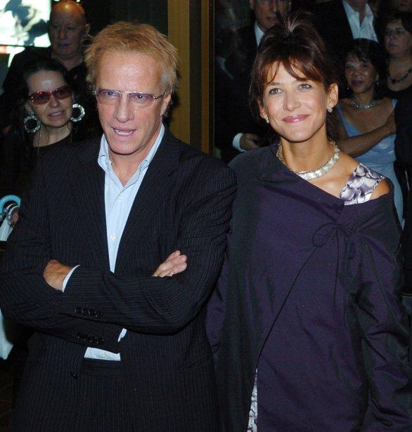 Christophe Lambert et Sophie Marceau | 27 juillet 2012