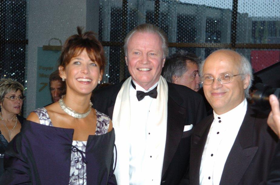 Sophie Marceau, Jon Voight et Henry Welsh. | 27 juillet 2012