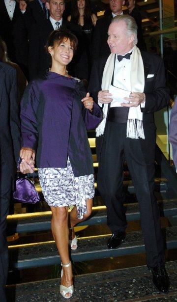 Sophie Marceau et Jon Voight | 27 juillet 2012