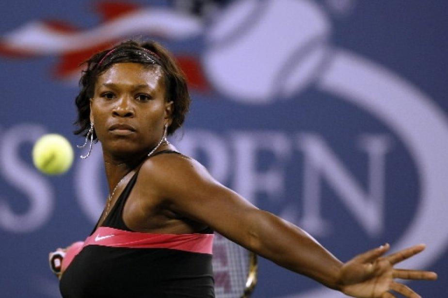 Serena Williams... (Photo AFP)