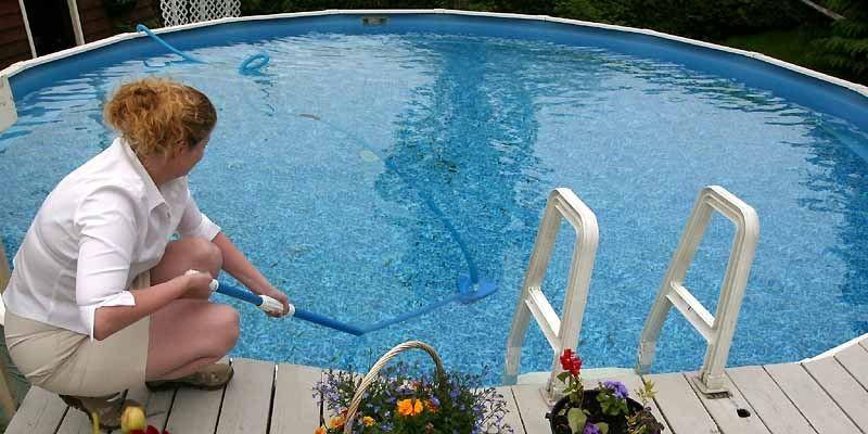 D'ici la fermeture, continuez à traiter votre eau... (Photothèque Le Soleil)