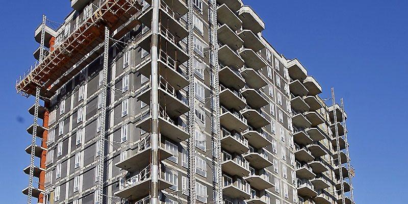 158 appartements en copropriété. (Photo Robert Mailloux, La Presse)