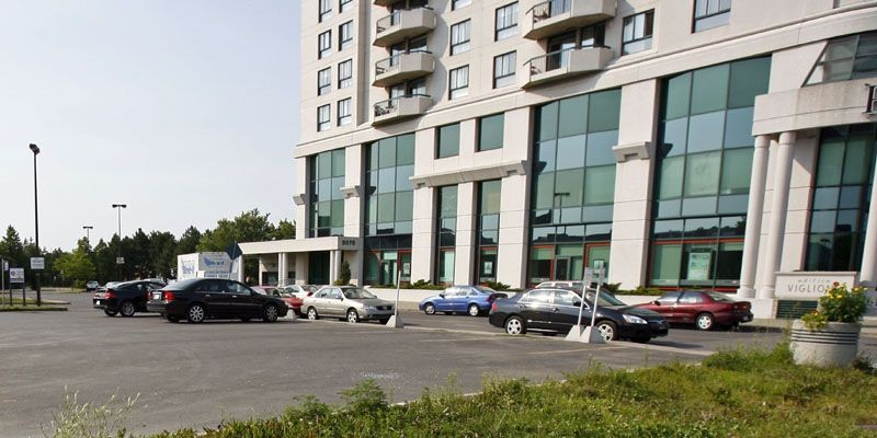 112 logements locatifs (Photo Robert Mailloux, La Presse)