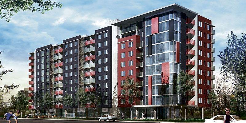 Environ 200 appartements en copropriété (Photo fournie par la SHDM)