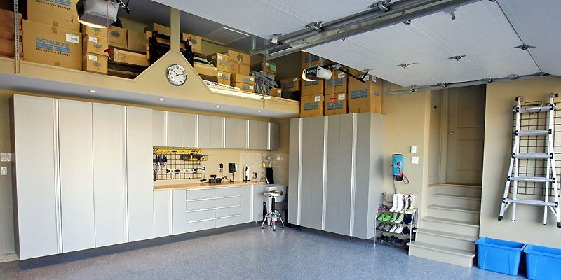 Amenagement garage rangement amenagement rangement garage - Idee amenagement garage ...