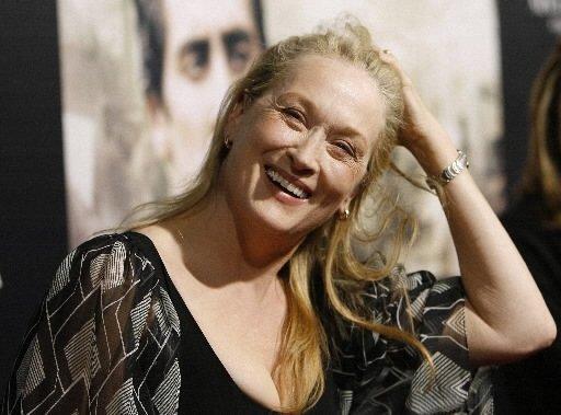 Meryl Streep... (Reuters)