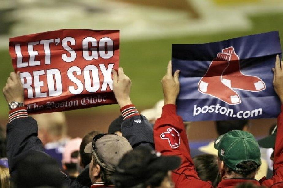 La Red Sox nation est partout, même dans les gradins du Coors Field à Denver. | 1 mars 2011