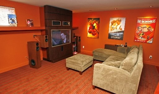 cinema a la maison awesome dco salle de cinema maison design le mans model soufflant salle home. Black Bedroom Furniture Sets. Home Design Ideas