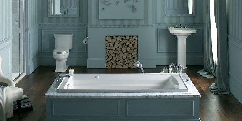 La salle de bains, de plus en plus... (Photo fournie par Kohler)