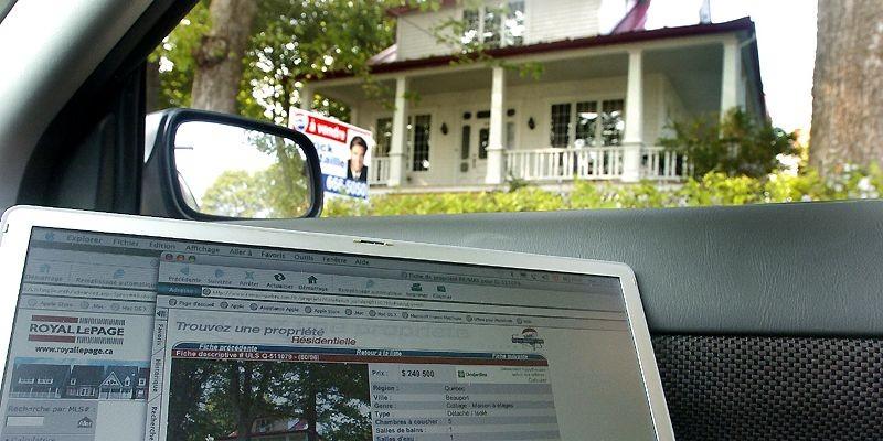 Au total, 43% des agents immobiliers possèdent leur... (Photo Érick Labbé, Le Soleil)