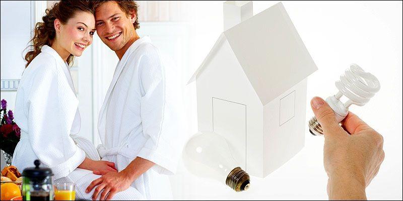 En améliorant l'efficacité énergétique de votre maison, vous ferez plus...