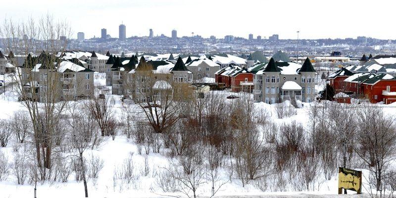 La Ville de Québec veut freiner l'étalement urbain... (Photothèque Le Soleil)