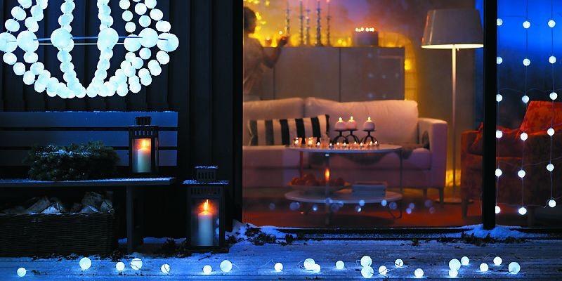 Luminaires avec ampoules à DEL, inspirés de la... (Photo fournie par Ikea)