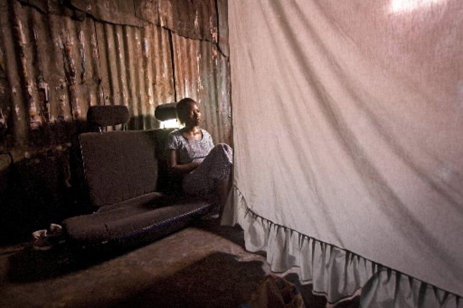 La sant en ha ti cyberpresse for Meuble casami haiti