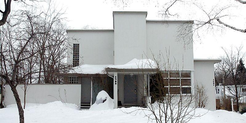 La maison Kerhulu, sise chemin Saint-Louis, à Sillery,... (Photo Érick Labbé, Le Soleil)