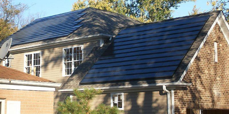 Tuiles solaires fabriquées par Pure Energy Alternatives.... (Photo fournie par Pure Energy Alternatives)
