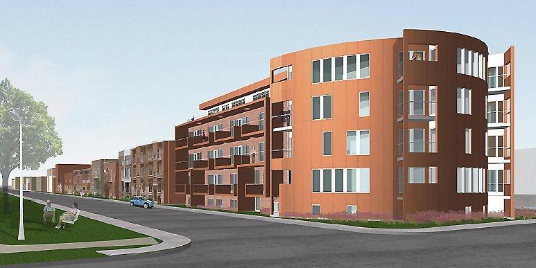 Le projet Le Pivot accueillera 15 condos et... (Illustration fournie par Les Habitations Laurendeau)