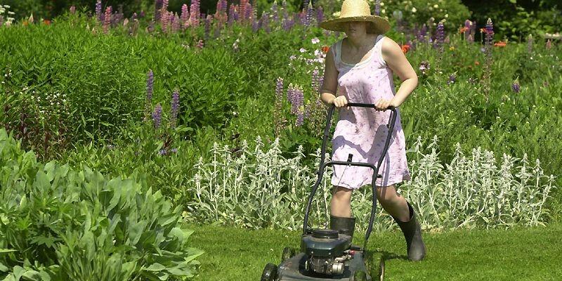 Pour avoir une belle pelouse, il suffit de... (Photo archives La Presse)