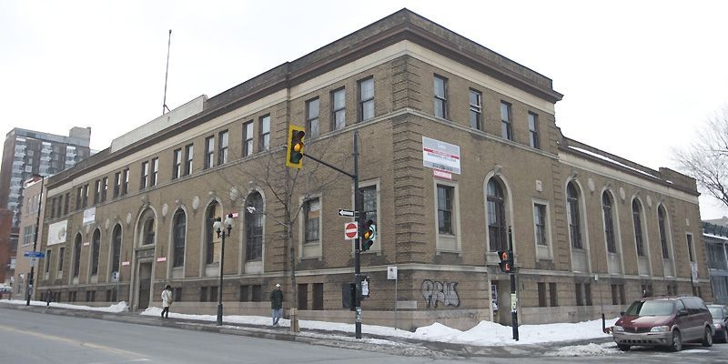 L'édifice Mortimer B. Davis sera transformé en unités... (Photo Ivanoh Demers, La Presse)