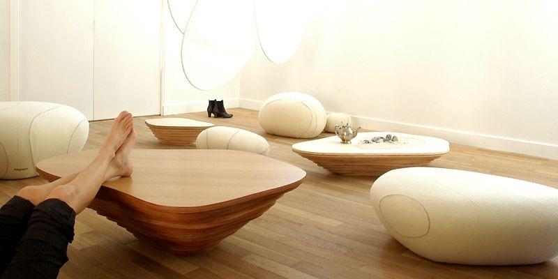 Thème : nature. Un design signé Stephanie Marin... (Photo fournie par l'Interior Design Show)