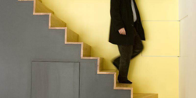 L'escalier ne se construit pas à l'aveuglette :... (Photo Alain Roberge, La Presse)