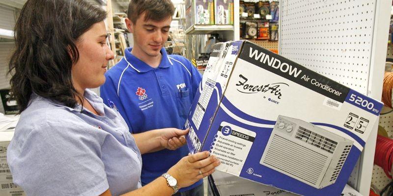 Avec la climatisation, on paie toujours d'une... (Photo archives La Presse)