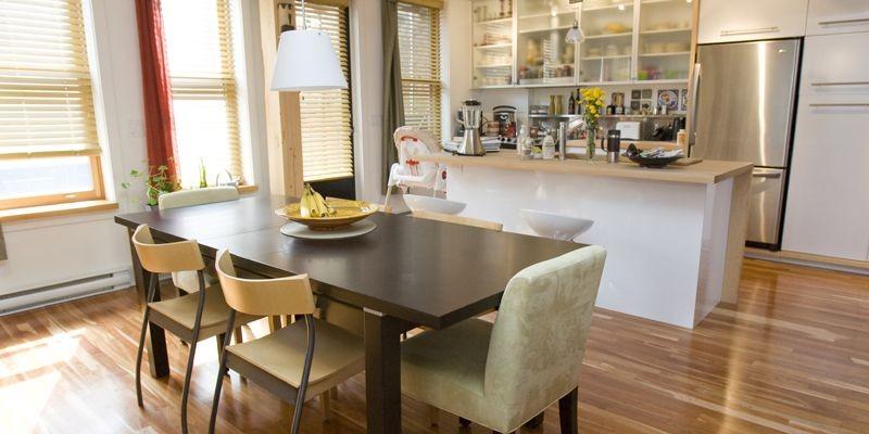 La cuisine est tout ce qui a de... (Photo David Boily, La Presse)