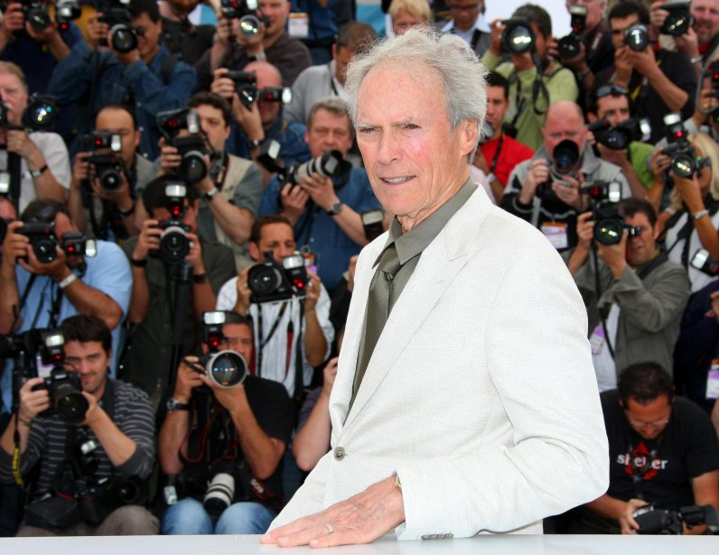Clint Eastwood... (Photo AFP)